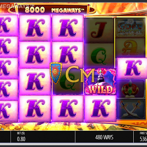 Genie Jackpot Megaway Slot Winner By Billybonanza