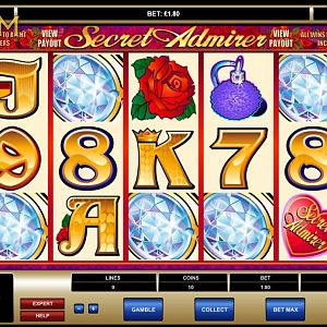 Secret Admirer Slot Winner By Arnie70 - May 2018