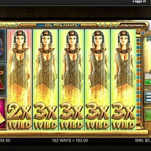 Queen Of Riches Slot -x5224 Win By Tirilej - June 2018