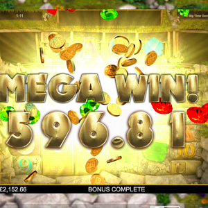 Bonanza Slot Mega Win By Pinnit2014 - July 2018