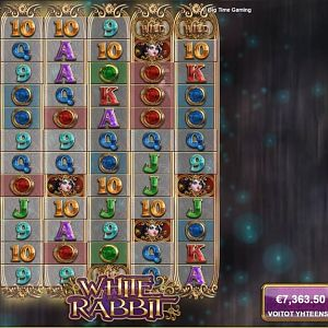 White Rabbit Slot Winner By 45927 -july 2018