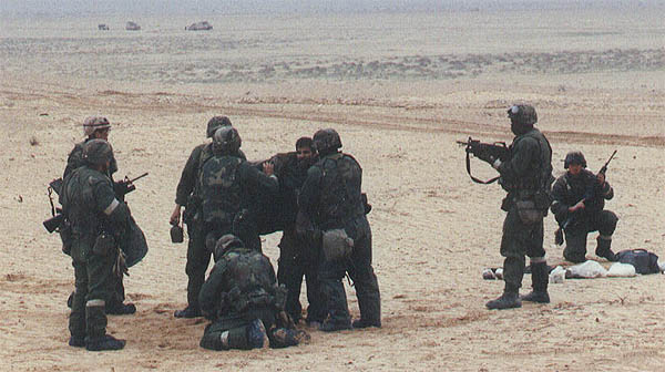 First EPOW - Operation Desert Storm