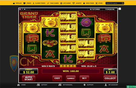 All Australian Casino Winners Screenshot