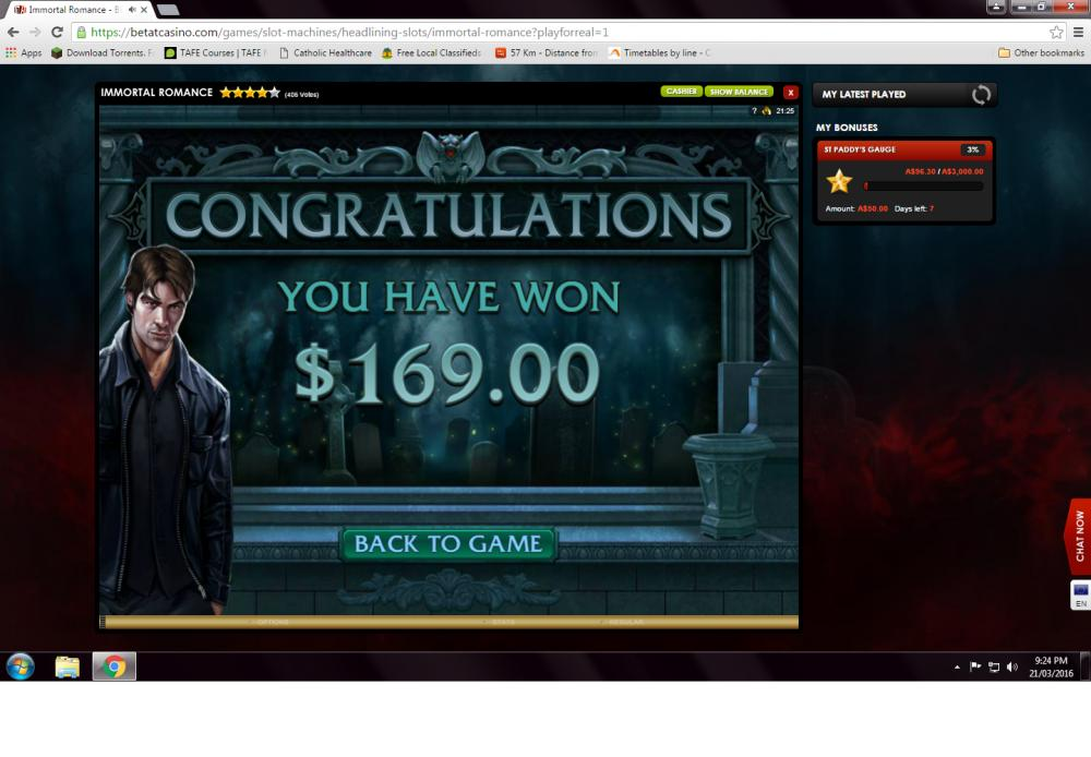 betat-casino-winners-screenshot-immortal-romance