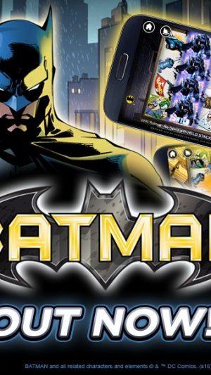 Batman Slots Nextgen Gaming