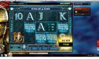 Betat Thunderstruck II Winner's Screenshot Microgaming
