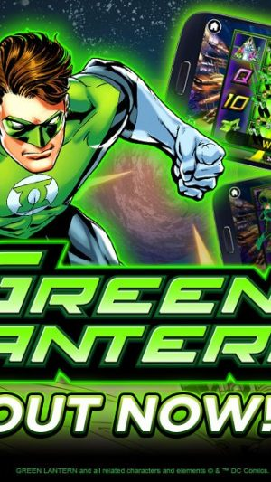 Green Lantern Slots Nextgen