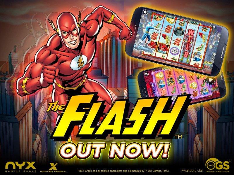 The Flash slots - NextGen