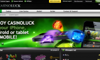 Casinoluck Review screenshot