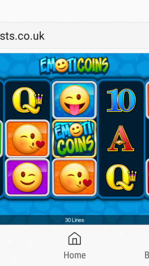 Dunder Casino Mobile Games Emoticon Slots
