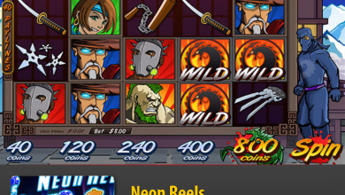 Slotland Mobile games