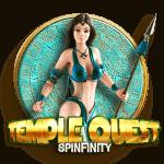 Temple Quest Slot Logo