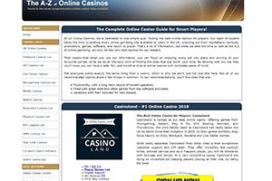 a-z-casinos