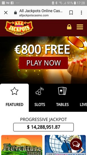 all-jackpots-casino-mobile-home