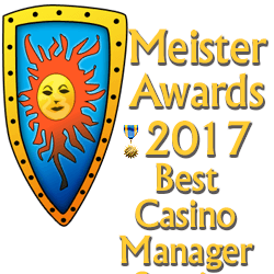 Daniel Hansen Best Casino Manager