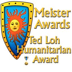 Ted Loh Humanitarian Award 2017