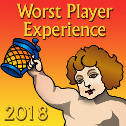 Worst Player Experince 2018