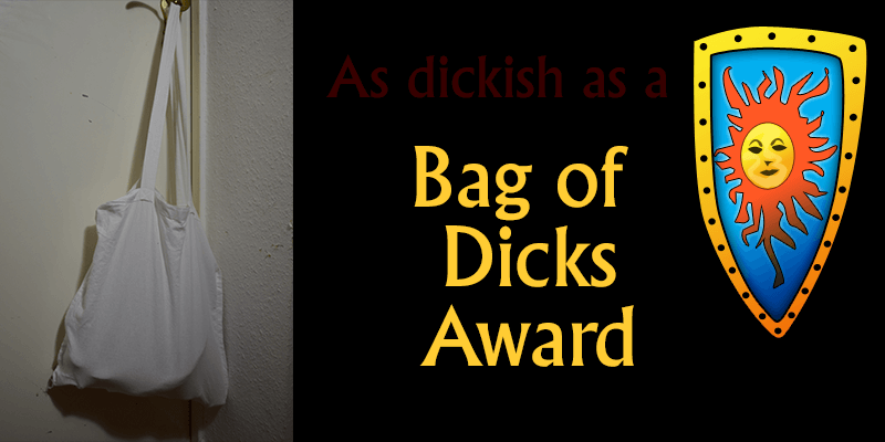 bag of dicks