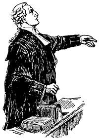barrister public domain image