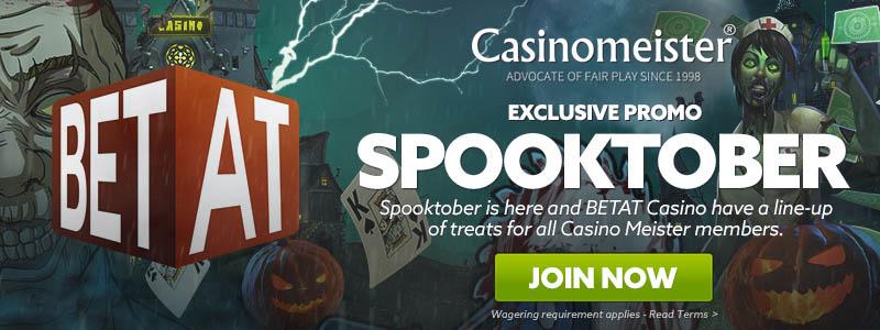 Betat Casino Exclusive Promo Tournament