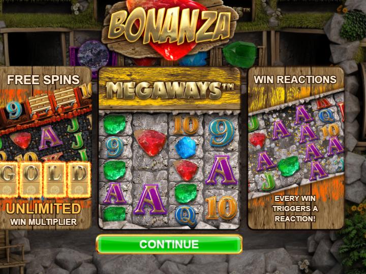 Bonanza Slot Intro