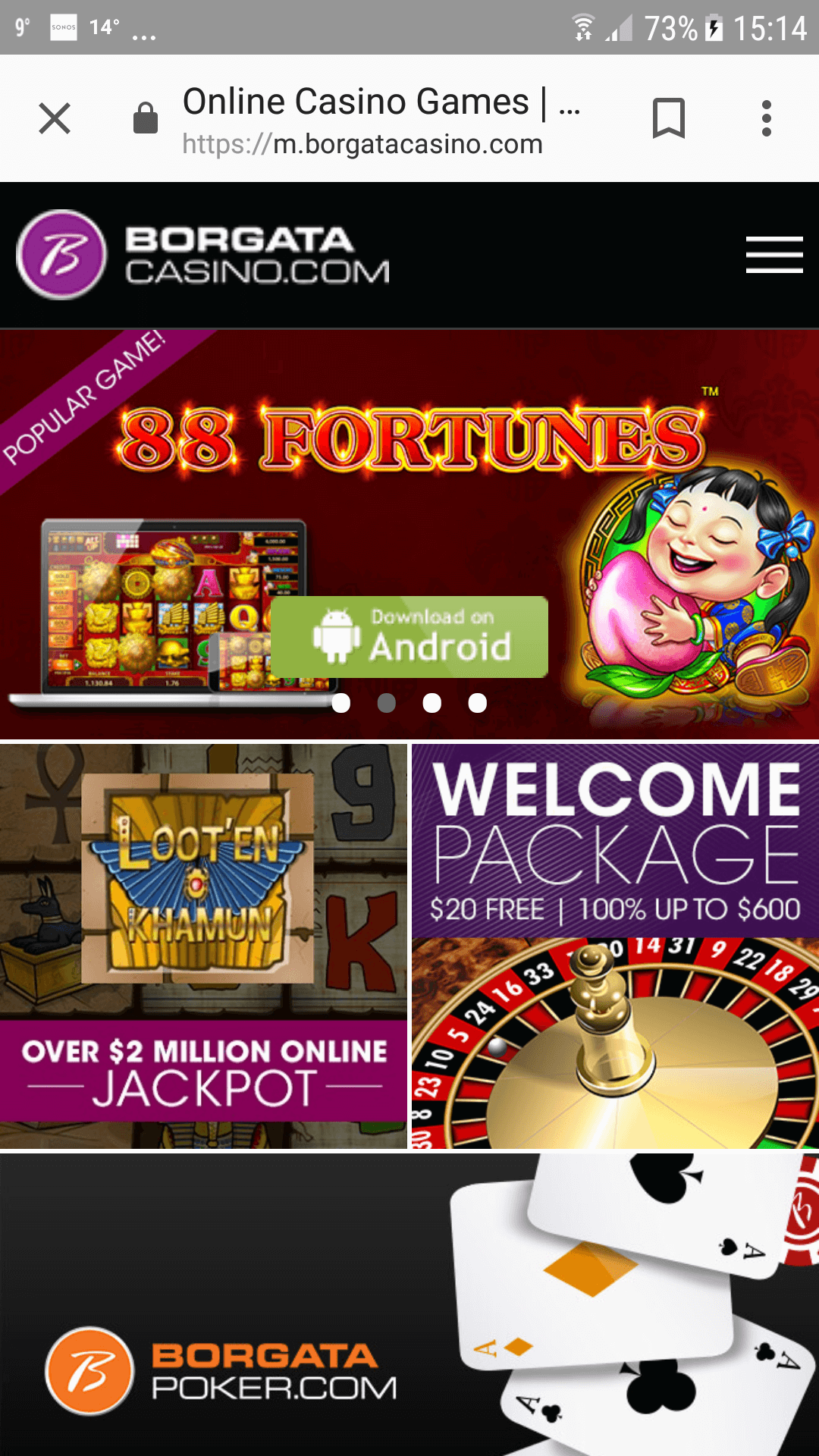 Borgata Online Casino Review Real Comments From Real Players