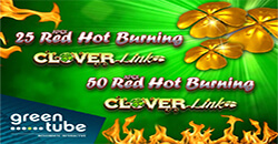 Red Hot Burning Clover