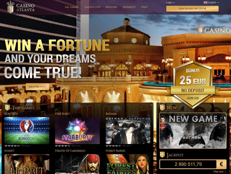 Atlanta Casinos