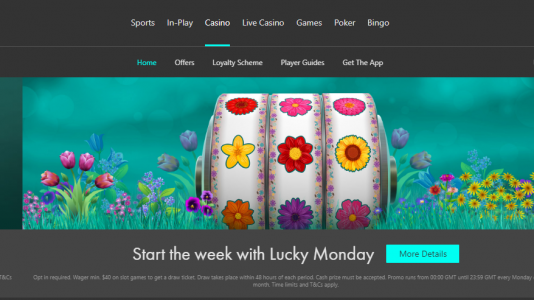 Bet365 Casino Review, Ratings, Payouts, 2019 Updated