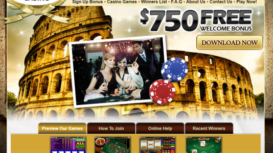 Colosseum casino review casino club live roulette