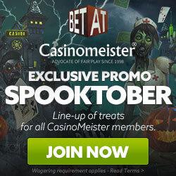 Spooktober Exclusive Betat Promo