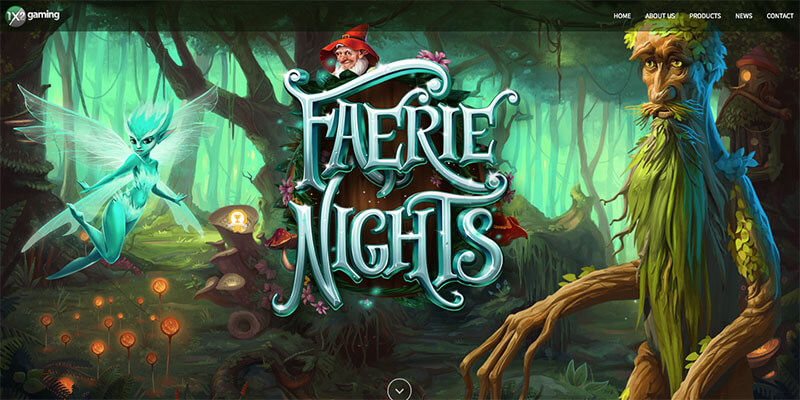 Faerie Nights Released by 1×2 Gaming