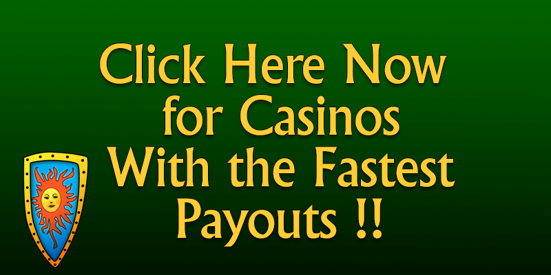 fast payouts