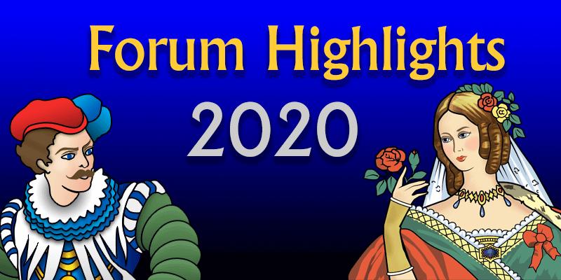 Casinomeister forum highlighs for 2020