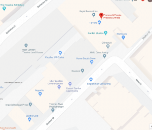 googlemap view of casino address