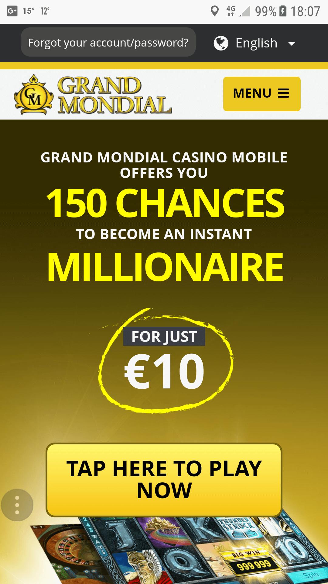 Grand Mondail Casino