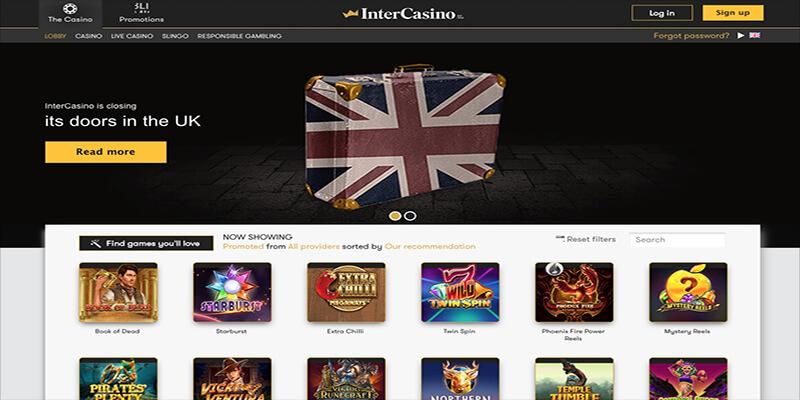 Uk online casino news ограбление казино режиссер