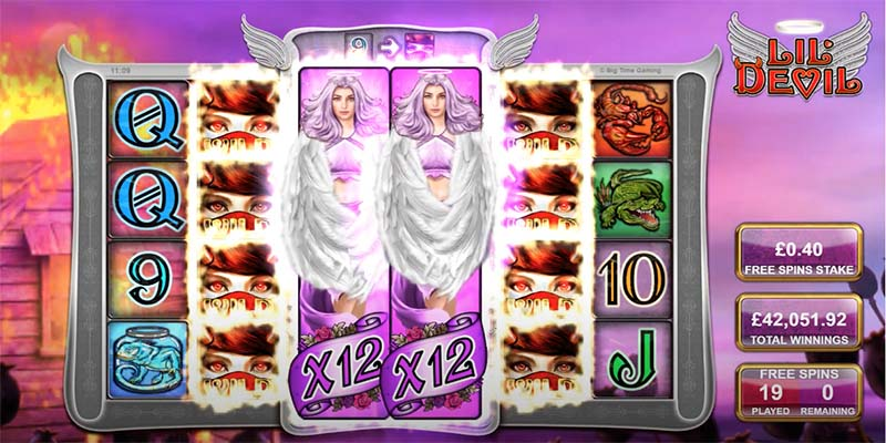 Player Hits £42k at Yako Casino playing Lil Devil Slot