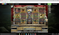 Slotsmillion Dead or Alive win
