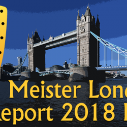 Meister London Report - ICE, LAC, Meister Meeting, and pub reports