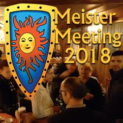 meister meeting 2018