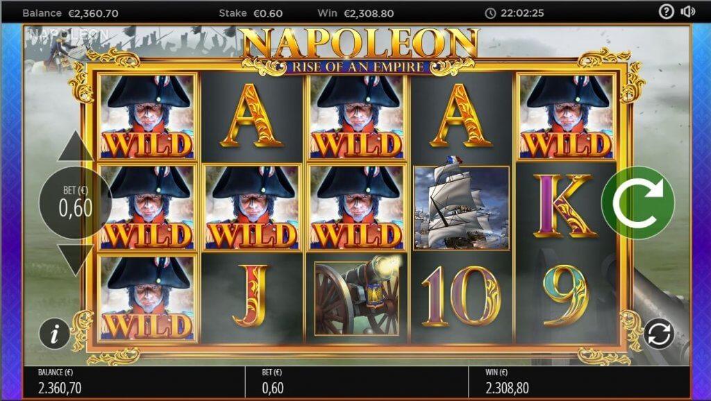 Napoleon Jackpot