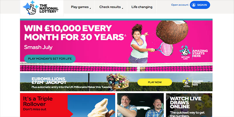 Winning Lottery Prize of £1m Still Unclaimed
