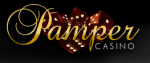 pamper casino logo