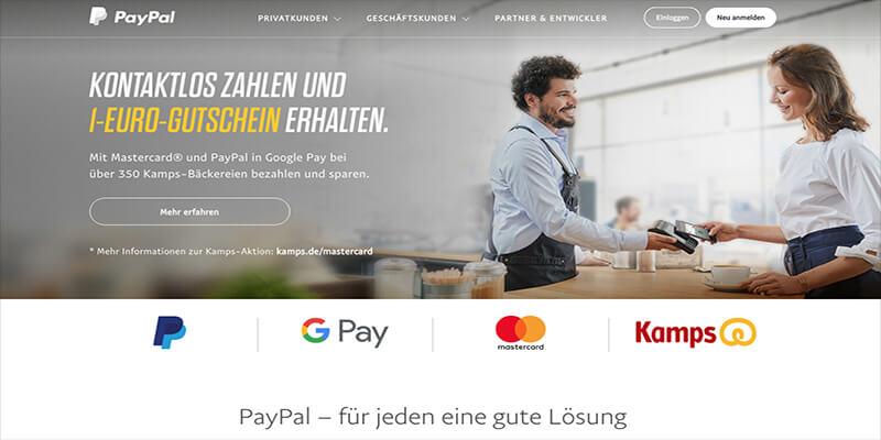 Paypal Germania
