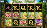 pixies forest slot screenshot
