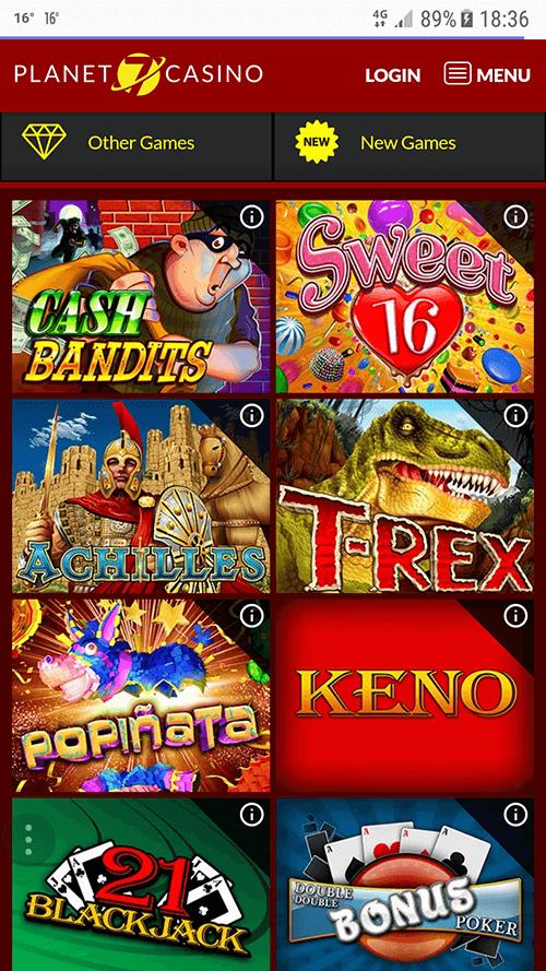 Player 7 casino