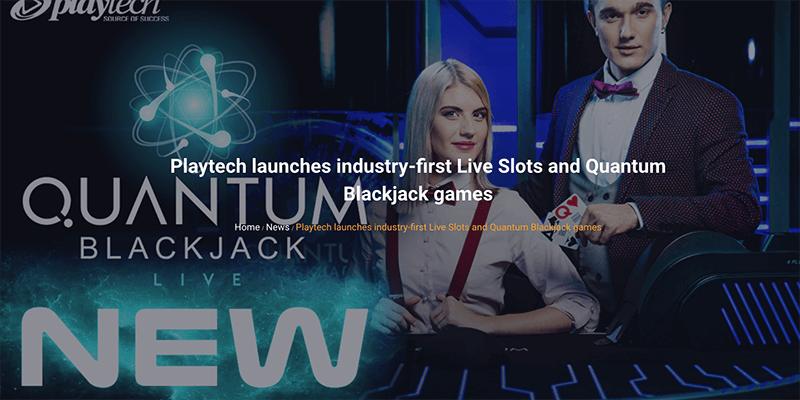 PlayTech Launches First Live Jackpot in