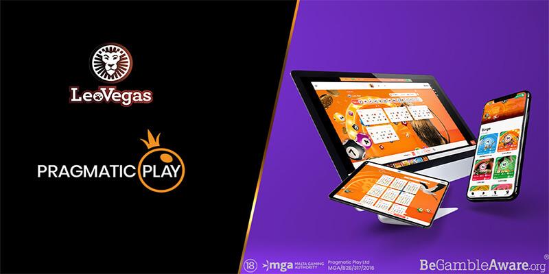 LeoVegas adds Pragmatic Play's Live Bingo