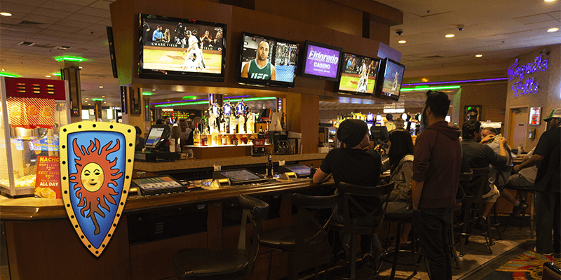 Sportsbetting in Vegas